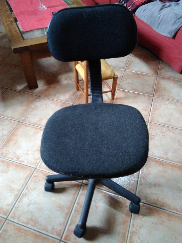 chaise de bureau - 5 roulettes. 20 Marseille 10 (13)