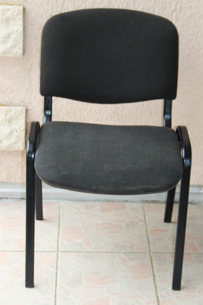 Chaise de bureau  20 Montigny-Lencoup (77)