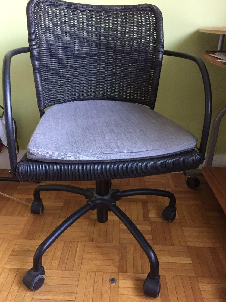 Chaise de bureau 30 Villeurbanne (69)