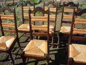 Chaise/Chaises paillées,chevet/table de nuit 35 Castres (81)
