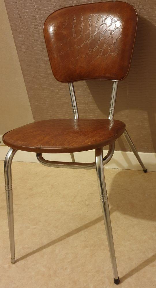 Chaise en cuir 650 Charleville-Mézières (08)