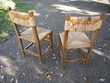 Chaise design / esprit (Charlotte Perriand) Meubles
