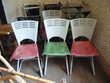 Chaise design moderniste Le lot de 13 ou à l'unité 65€ pièce Meubles