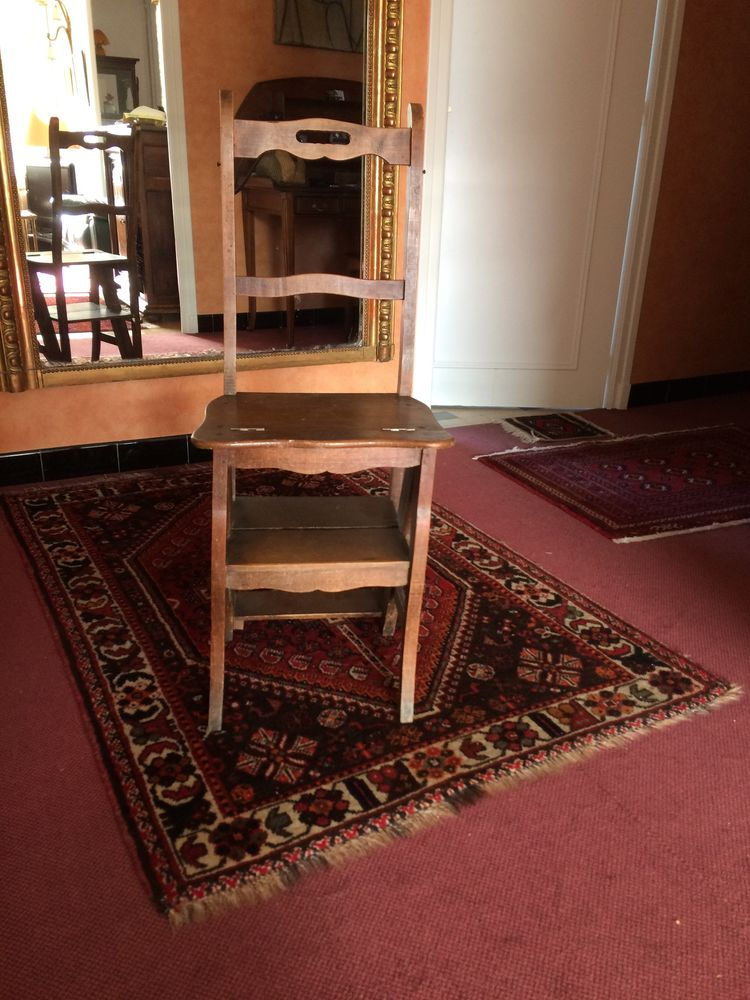 Chaise escabeau 50 Annecy (74)
