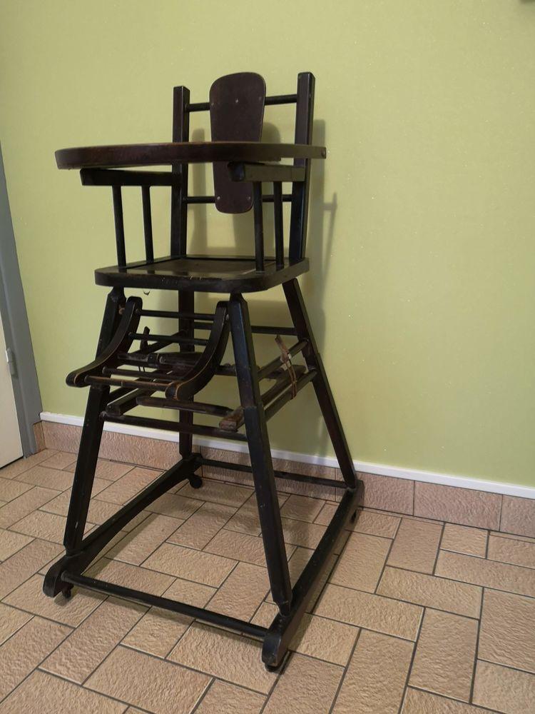 chaise haute ancienne 50 Camphin-en-Carembault (59)