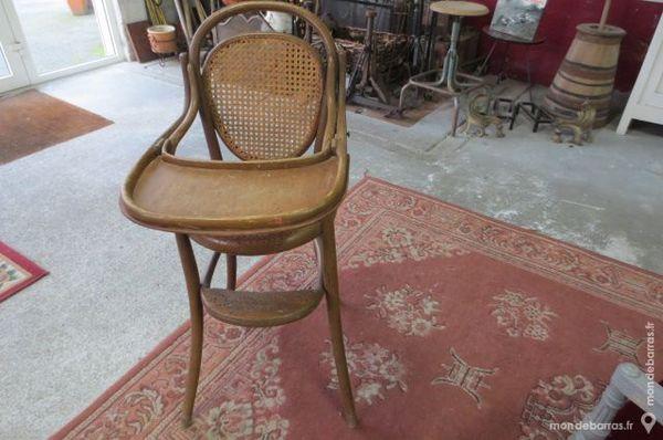 Haute Thonet De Bébé Style Chaise PiXZuk