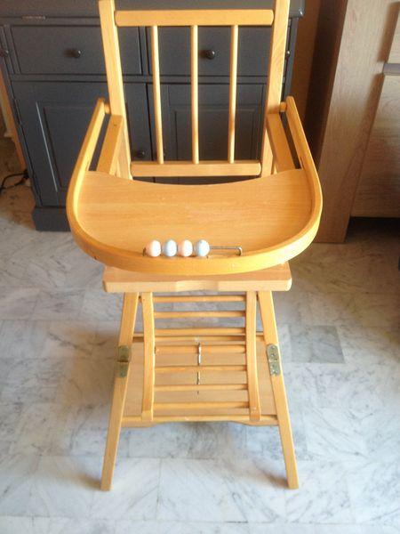 chaise haute en bois occasion meilleures ventes boutique pour les poussettes bagages sac