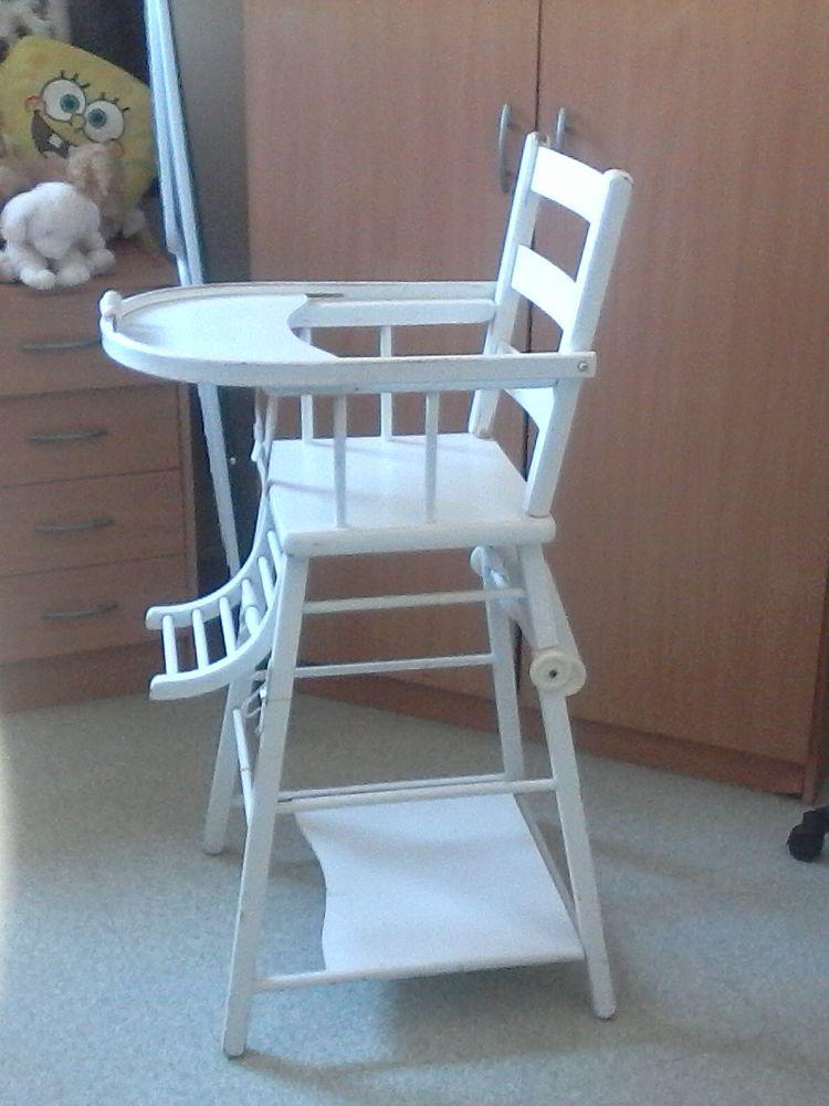 chaise haute bébé 5 Lunel (34)