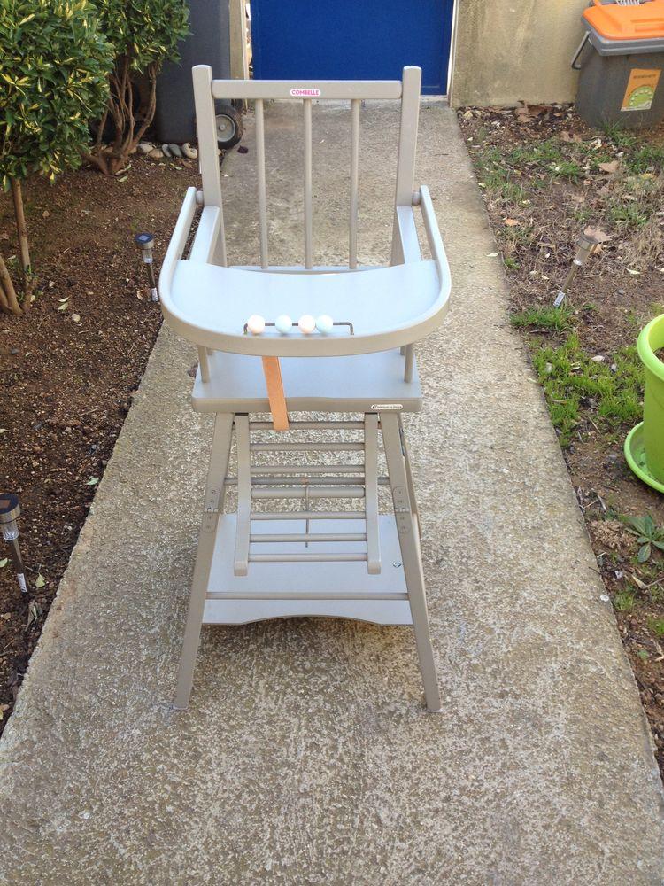 Chaises hautes occasion montpellier 34 annonces achat et vente de chaises hautes - Chaise haute combelle occasion ...