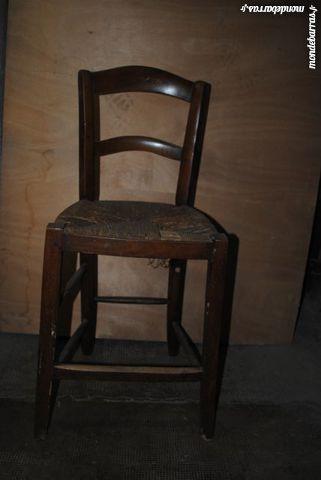 chaise haute enfant ancienne 28 Blaye-les-Mines (81)