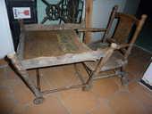 Chaise haute enfant année 50 25 Neuilly-Plaisance (93)