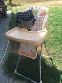 chaise haute enfant + porte bébé souple 10 Camiran (33)