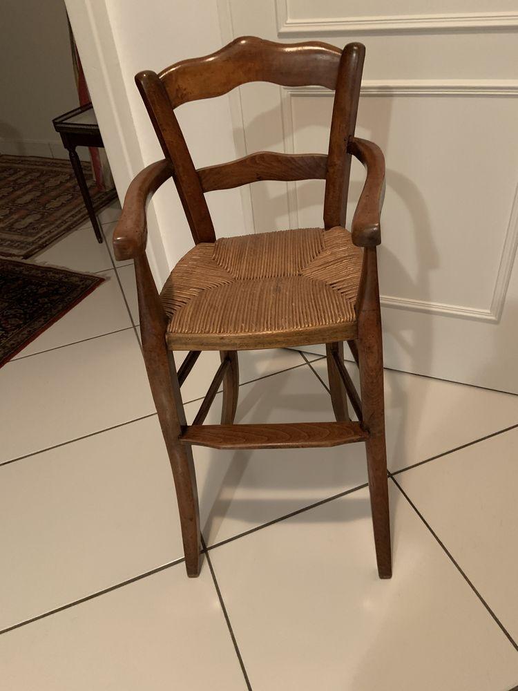 Chaise haute enfant  40 Soisy-sur-Seine (91)