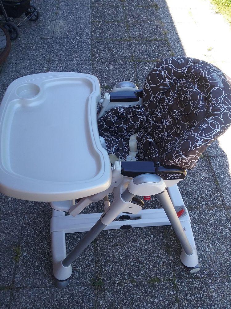 Chaise haute enfant  35 Longpont-sur-Orge (91)