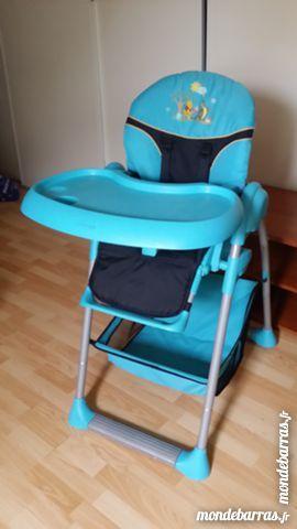 Chaises hautes occasion mantes la jolie 78 annonces achat et vente de chaises hautes - Chaise haute hauck winnie ...