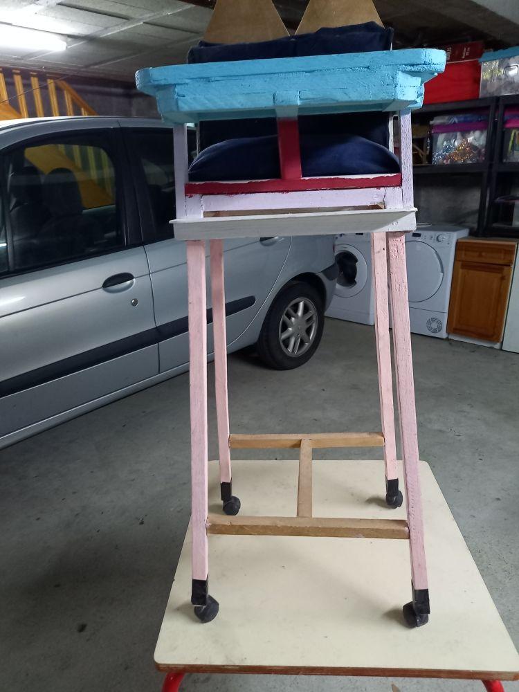 chaise haute poupée bon état 15 La Varenne (49)