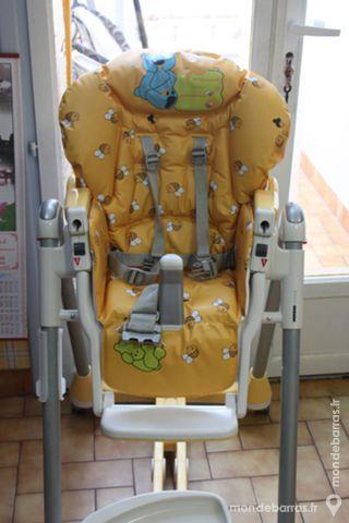 chaise haute prima pappa diner peg perego 125 Wervicq-Sud (59)