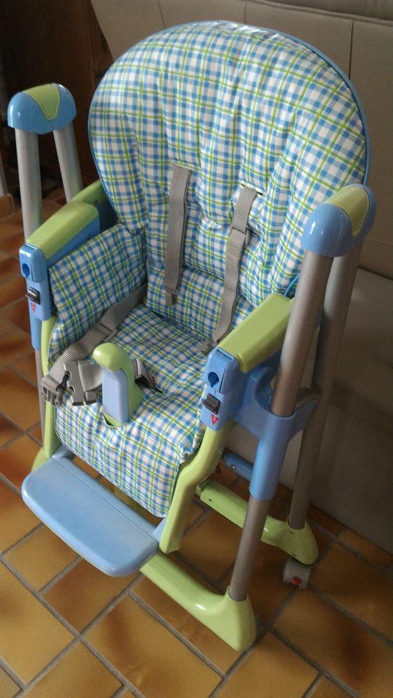 Chaise haute Prima Pappa 30 Saint-Léonard (76)