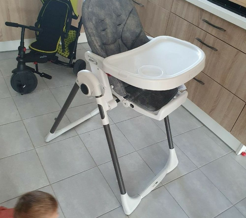 chaise haute/transat peg perego à 6€