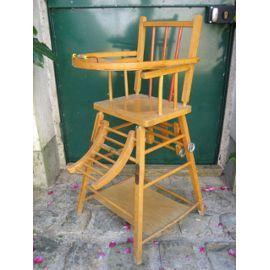 Achetez chaise haute vintage occasion annonce vente saint hippolyte du for - Chaise vintage occasion ...