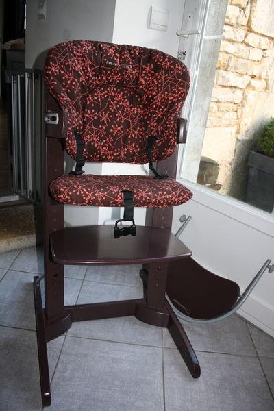 Achetez Chaise Haute Occasion Annonce Vente A Issoudun 36 Wb151206383