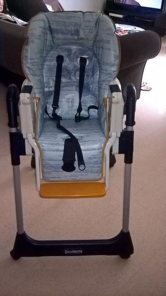 chaise haute 20 Le Petit-Quevilly (76)