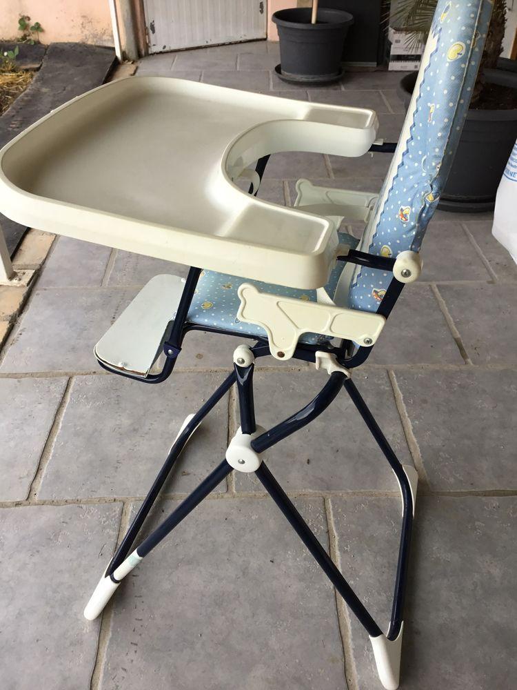 Chaise haute  5 Ancemont (55)