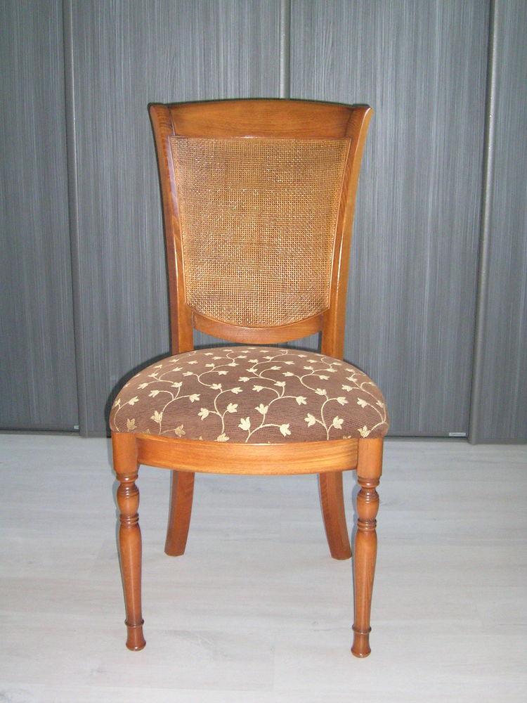 Chaise Hêtre massif  55 Le Havre (76)
