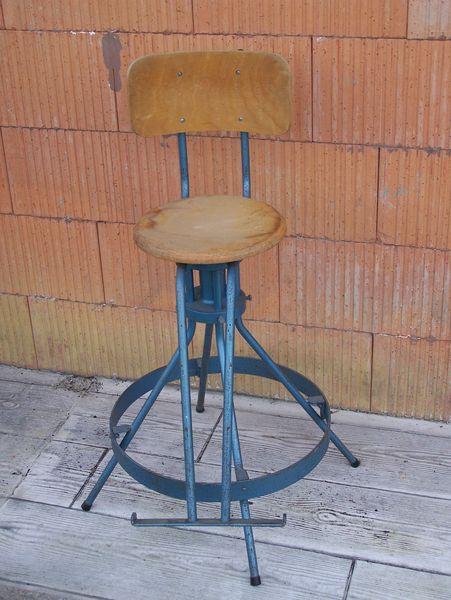 Achetez Chaise Industrielle Occasion Annonce Vente à Aubréville 55