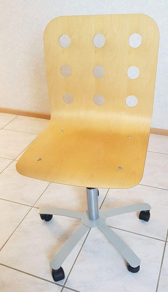 chaise Jules IKEA à moitié prix, très bon état 20 Magny-en-Vexin (95)