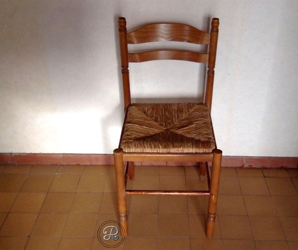 Chaise marron 5 Castelnaudary (11)