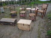 Chaise à musique/Prie Dieu/coffre/malle 10€ pièce 10 Castres (81)