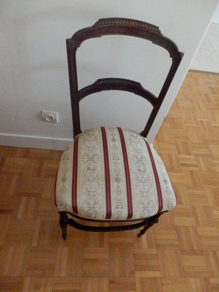 Chaise Napoléon 3 120 Juvisy-sur-Orge (91)