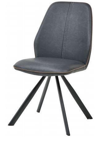 Chaise  à poignet grise et taupe 145 Toulouse (31)