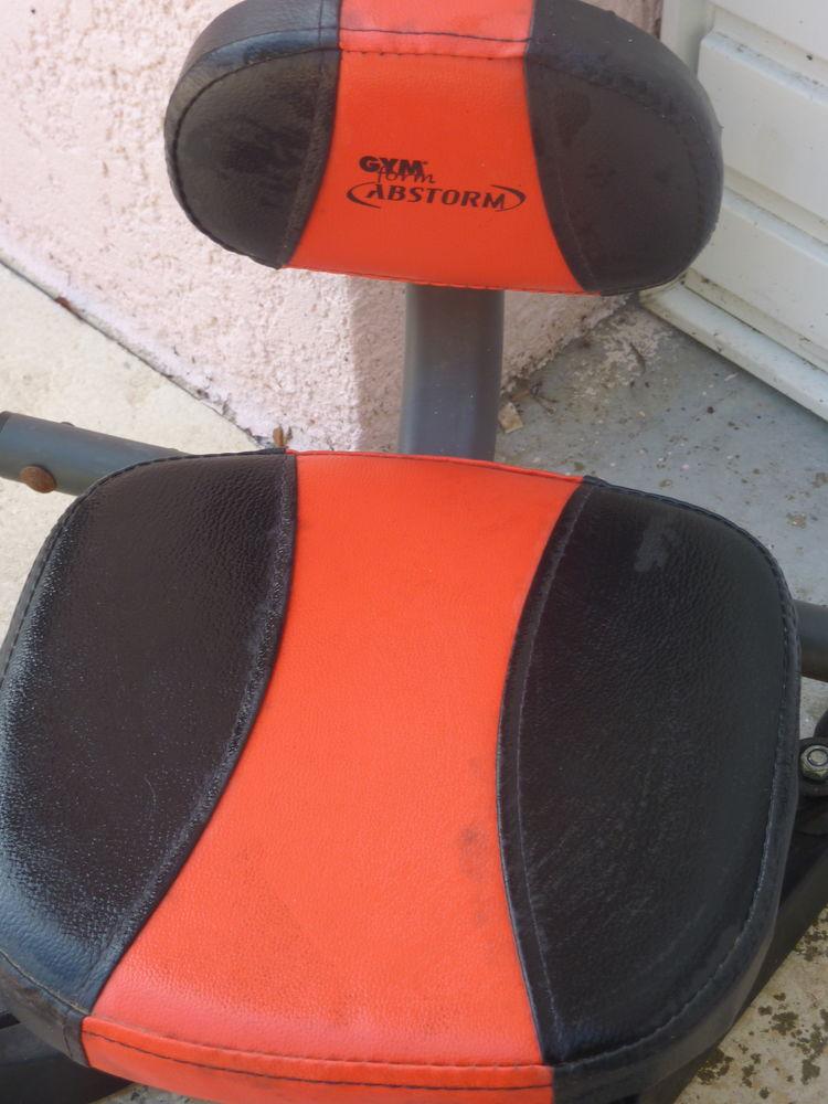 chaise pour  exercises abdominaux 40 Vinassan (11)