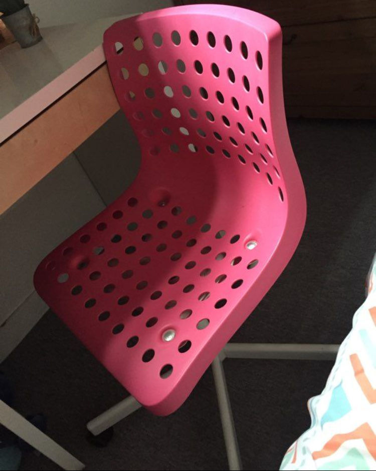 Chaise à roulettes Meubles