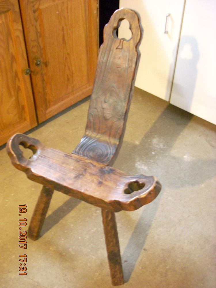 chaise rustique coin de chemineacute - Chaise Rustique
