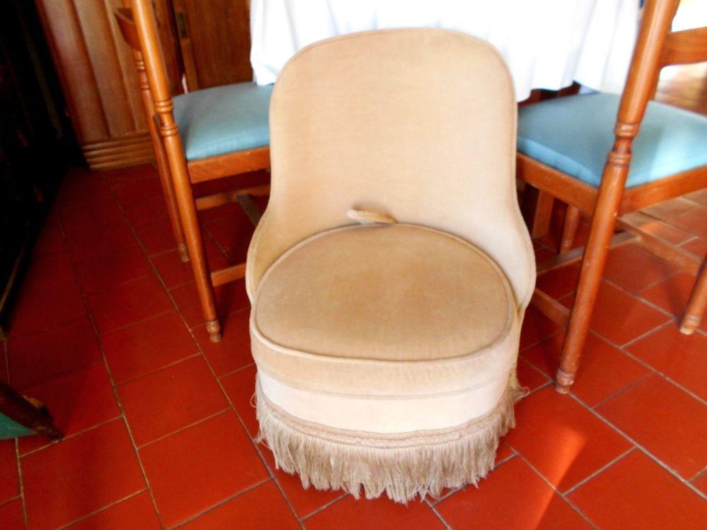 chaise siège crapaud compartiment rangement 50 Monflanquin (47)