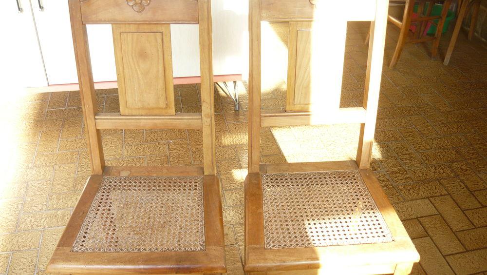 chaise style ancien vintage  50 Châtillon-en-Vendelais (35)