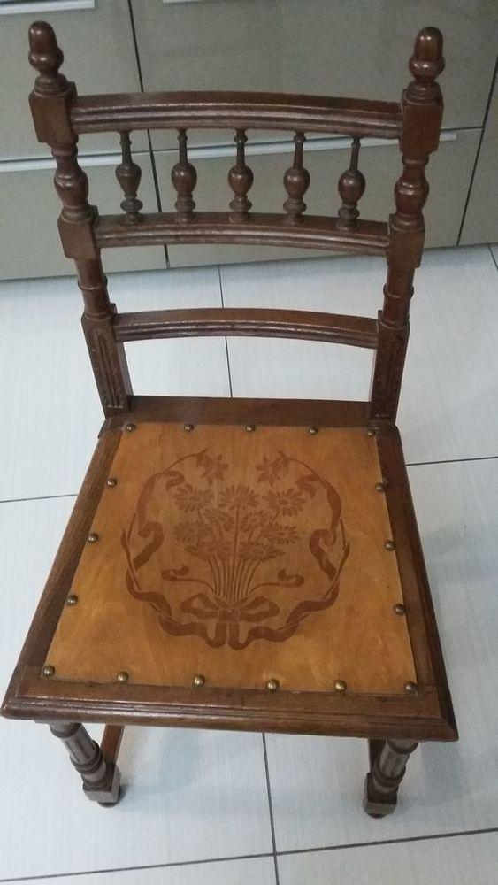 Chaise de style ancienne 45 Pacé (35)
