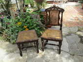 chaise et tabouret 40 Boisset-et-Gaujac (30)