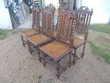 six chaises ancienne faire prix