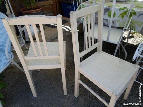 Achetez chaises anciennes de occasion annonce vente for Chaises bistrot anciennes