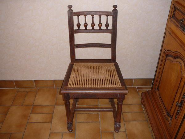 Achetez lot chaises occasion annonce vente liffol le grand 88 wb150547357 - Chaises anciennes occasion ...
