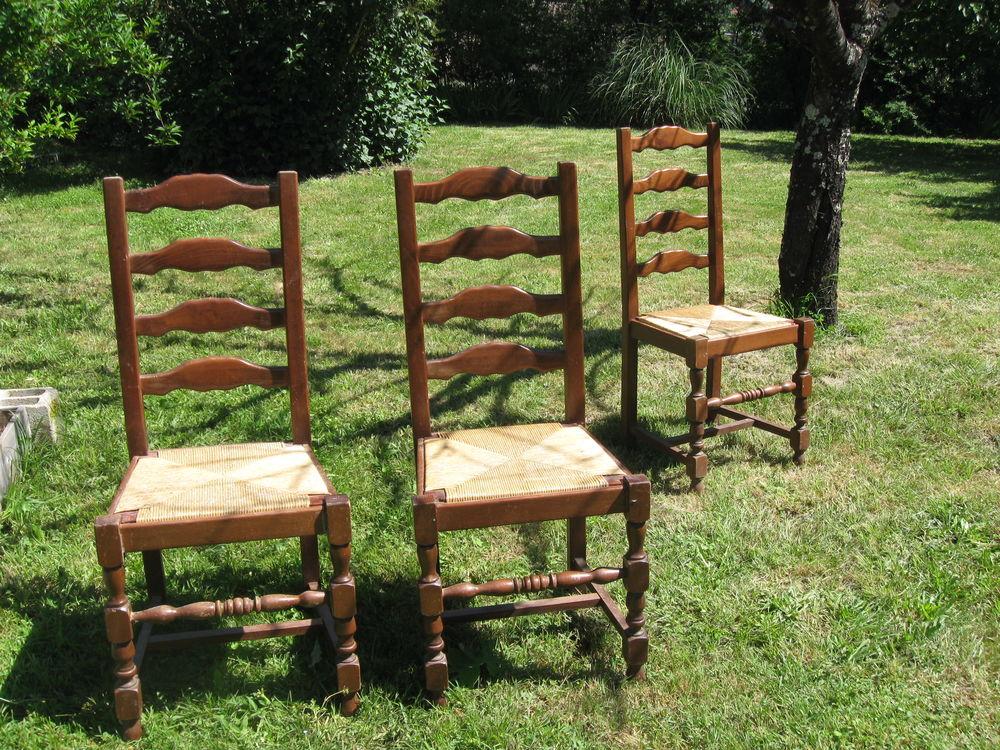 3 chaises anciennes 30 Castres (81)