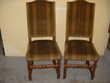 4 chaises anciennes