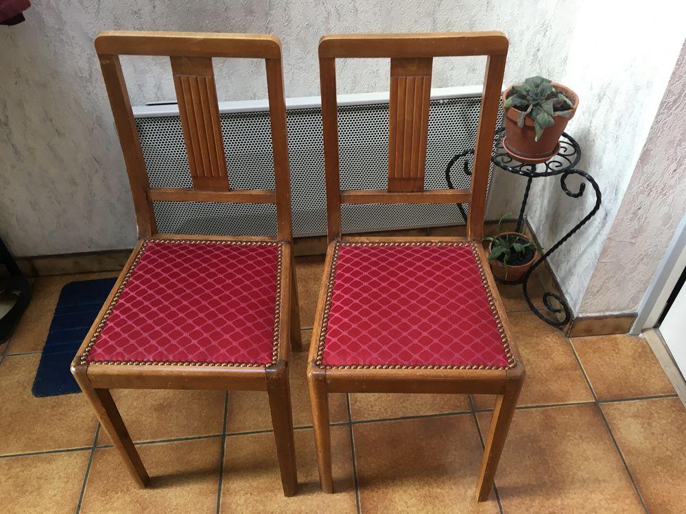 chaises anciennes 40 Yzeure (03)