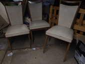 6 chaises années 70 simili cuir 20 Pont-Salomon (43)