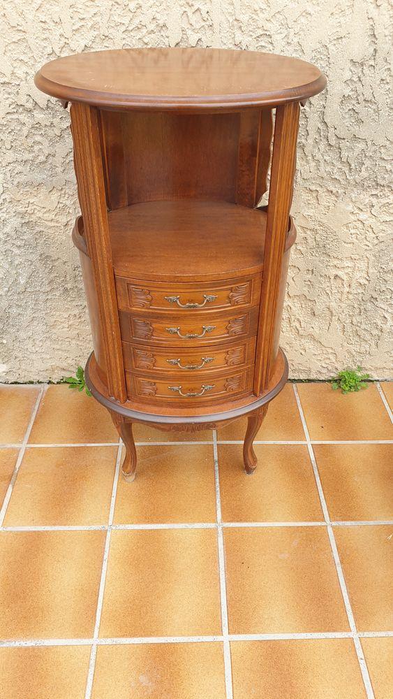 chaises assise en paille+ petit meuble rustique  100 Châteauneuf-les-Martigues (13)