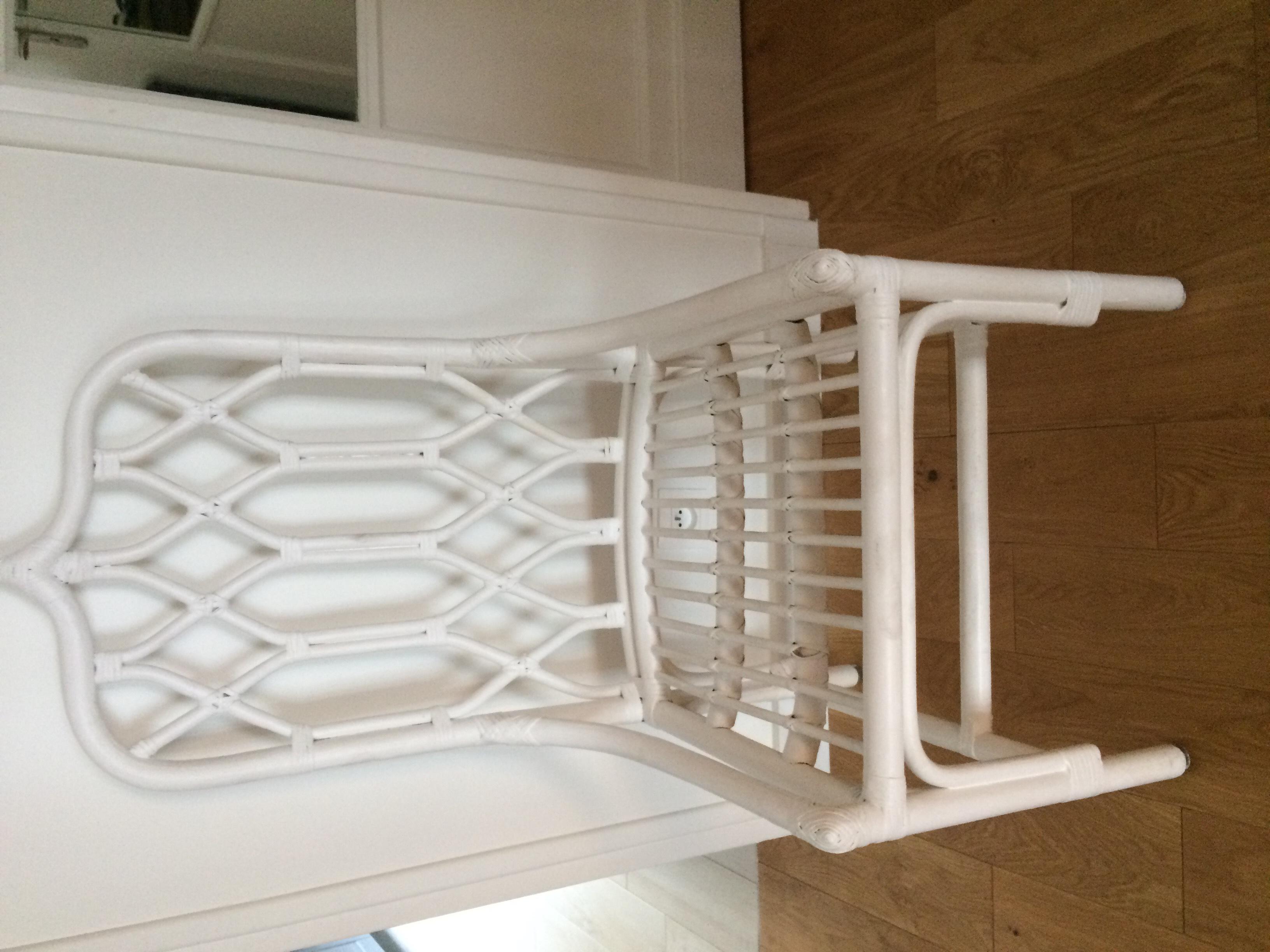 chaises en bambou (6) 300 Paris 15 (75)